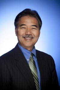 Senator David Ige, a Democratic candidate for Hawai'i's governor.